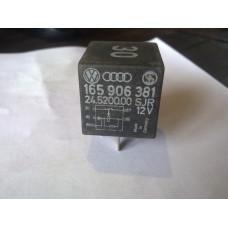 Реле 165906381 VW.AUDI