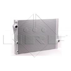 Радиатор, охлаждение двигателя BMW X5 09-2008>.17117533472.NRF 58467